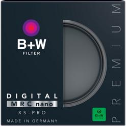 B+W UV MRC XS-PRO nano 67mm