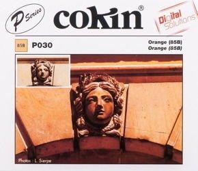 COKIN P030 ocieplający pomarańczowy 85B