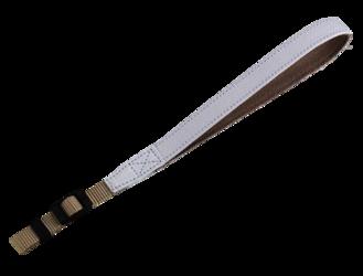 CSS-S110 LS Biały (Skórzany pasek )