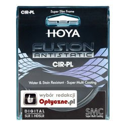 Hoya Fusion Antistatic CIR-PL 72 mm