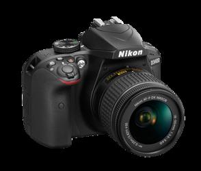 Nikon D3400 + AF-P 18-55 mm VR