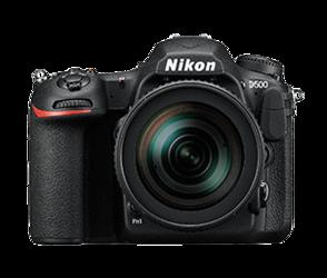 Nikon D500 AF-S DX 16–80 mm VR