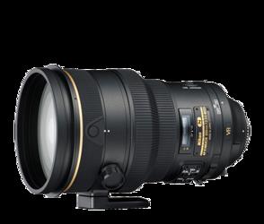 Nikon Nikkor AF 200mm F2.0G IF-ED VR II