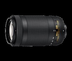 Nikon Nikkor AF-P DX 70-300mm F/4.5-6.3G ED VR