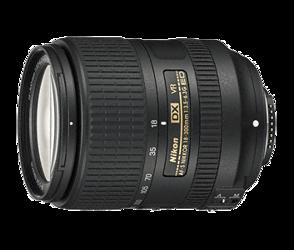 Nikon Nikkor AF-S 18-300 mm f/3.5-6.3 G ED DX VR - cashback 220zł