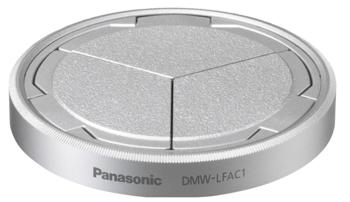 Panasonic DMW-LFAC1GU Dekielek automatyczny do DMC-LX100 srebrny