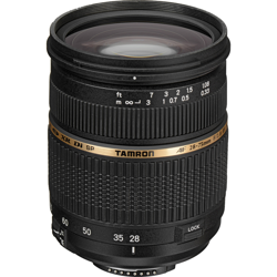 Tamron 28-75 mm F/2,8 SP XR Di LD do Sony