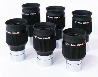 "okular Sky-Watcher SWA Plossl 1,25"" - 9 mm"