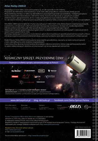 ATLAS NIEBA 2000.0
