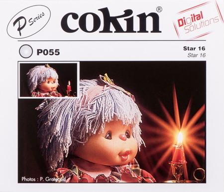 COKIN P055 gwiazdkowy x16