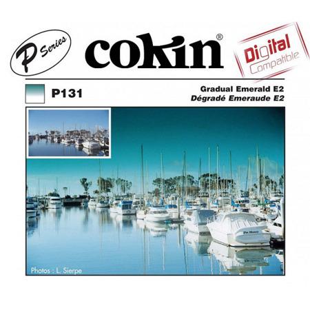 COKIN P131 połówkowy szmaragdowy 2