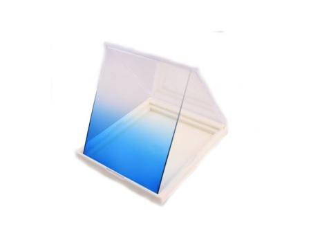 Delta połówkowy niebieski typu Cokin P 123 - gradual