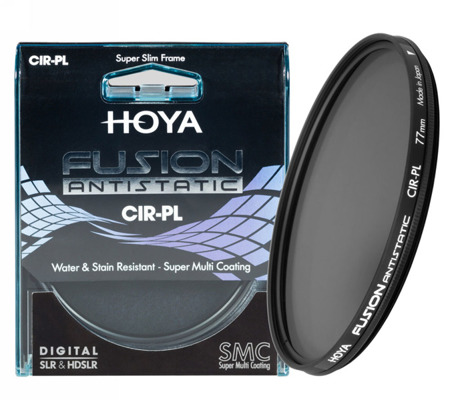 Hoya Fusion Antistatic CIR-PL 55 mm