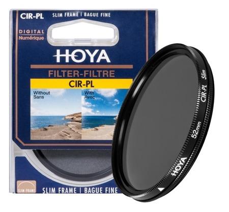 Hoya polaryzacyjny PL-CIR 62 mm Slim