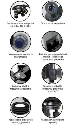 Mikroskop Delta Optical Genetic Pro Bino