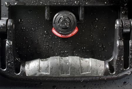 Peli 1450 czarna z gąbką