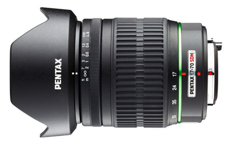 Pentax DA 17-70 mm f/4.0 AL [IF] SDM