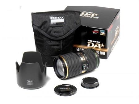 Pentax DA* 50-135 mm f/2,8ED (IF)SDM