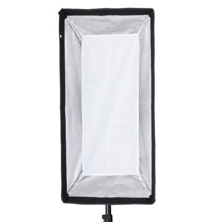 Softbox Quantuum Quadralite 40x80 cm